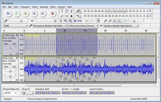 Audacity top Free Audio Editor 2019