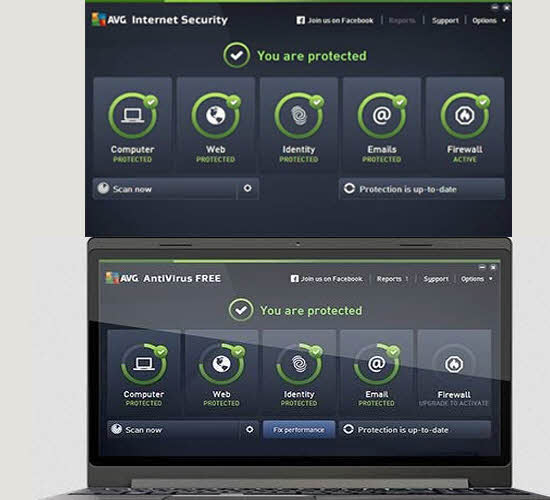 Avg Free Download Full Version 2016 Antivirus & internet Security