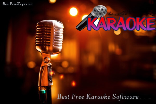 Best Free Karaoke Software for PC
