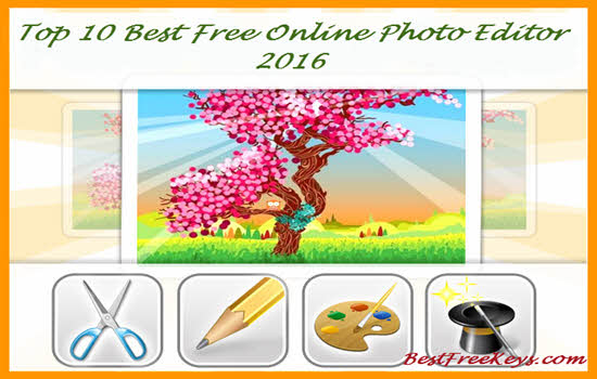 Best Free Online Photo Editor 2017