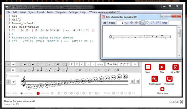 Best Free Open Source Music Notation Software