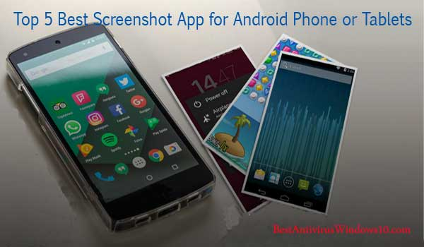 Best Screenshot App for Android