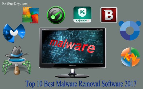 Best free Malware Removal 2017