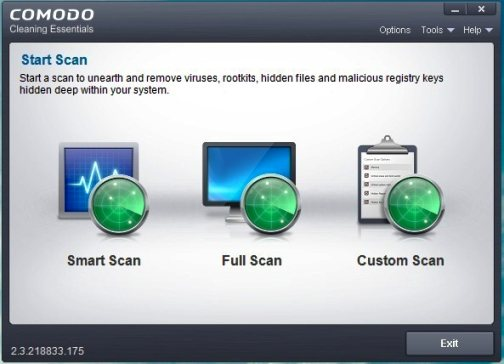 Comodo Cleaning Essentials 2016