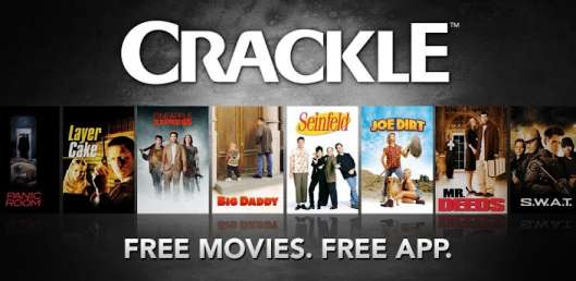 Crackle-app to download movies free