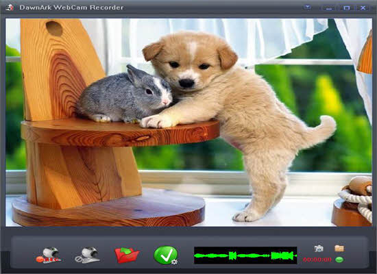 DawnArk WebCam Recorder Pro 2016