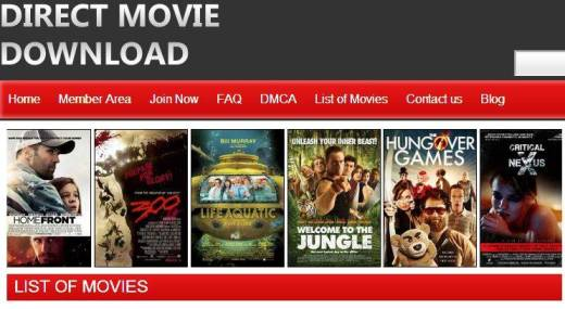 Download Movies from Free Movie Download Websites