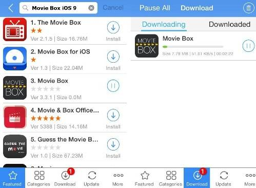 Download movies iPhone Movie Download apps