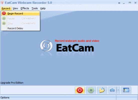 EatCam Webcam Recorder Pro 2016