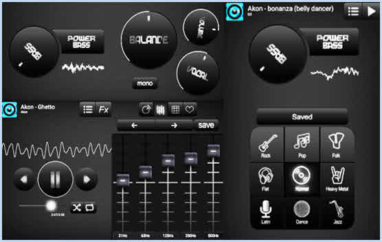 Equalizer & Bass Booster by SiGa Studio