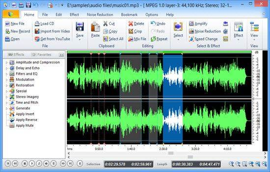 best Freeware Audio Editor 2019