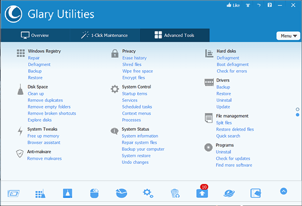 GLARY Utilities Pro 5 Registration Code Free