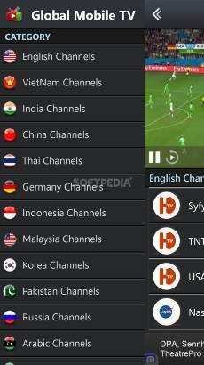 Global Mobile TV 2017