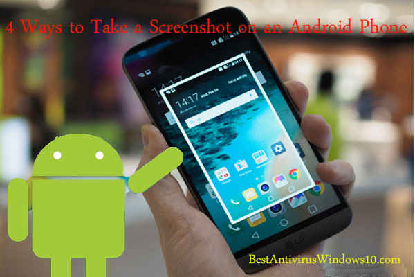 How to Take a Screenshot On an Android
