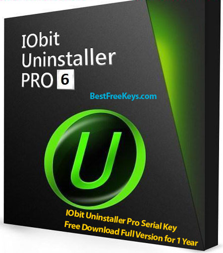 IObit Uninstaller Pro Serial Key