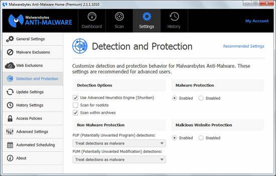 Malwarebytes Spyware Removal Tool 2016