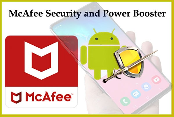 McAfee Security and Power Booster