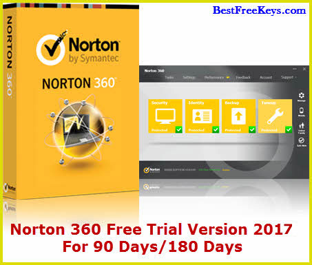 Norton 360 Free Trial 90 Days 2017