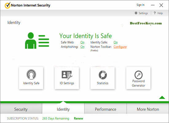 Norton Internet Security 2016 Free