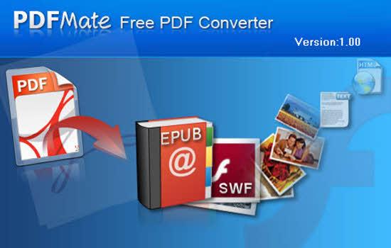 PDFmate Free PDF Converter 2016