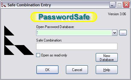 Password Safe 2016