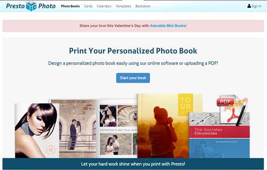 Presto Photo Online image Books 2019
