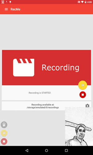 RecMe Screen Recorder 2017
