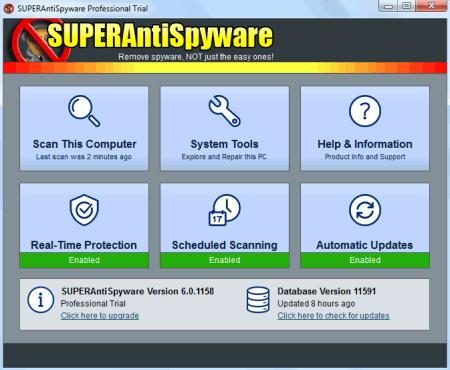 SUPER AntiSpyware Adware Remover 2016