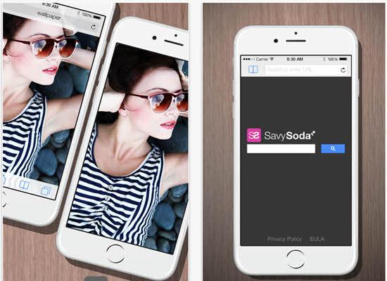 SavySoda fast iPhone Web Browser 2019