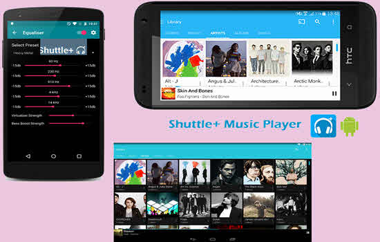 Shuttle+ Music Player