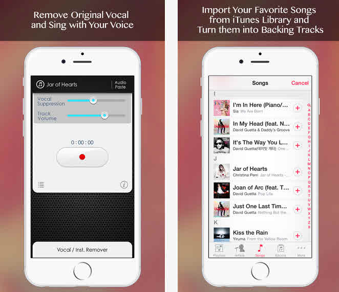 best karaoke app for iphone 10 best karaoke app for iphone amp ios free of 2018 7078