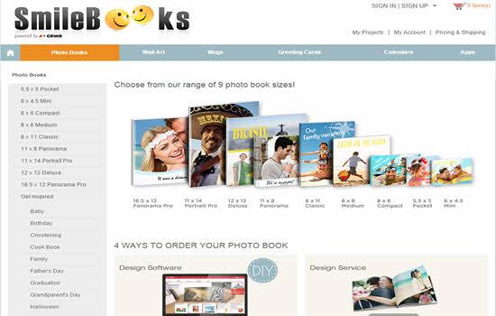 Smile Books photo Books site 2019