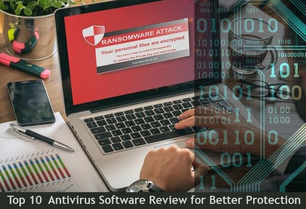 Top 10 Antivirus Software 2019
