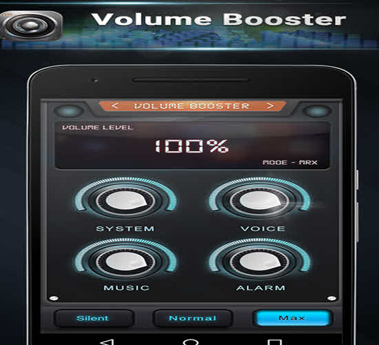 Volume Booster 2017