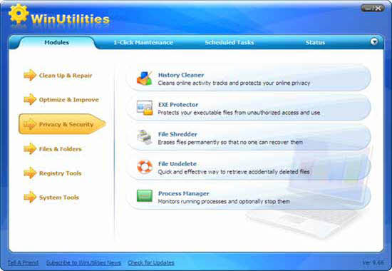 WinUtilities 2016