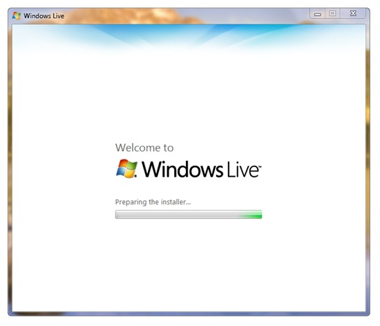 Windows Live Offline Installer Download