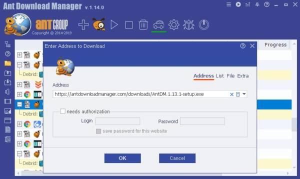 ant download manager registration key