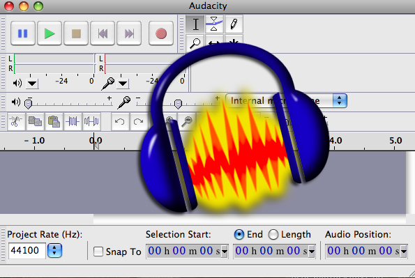 audacity best free daw software