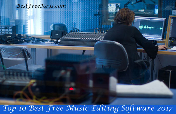 Best Audio Editing Software 2018