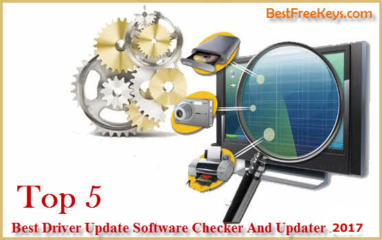 Top 5 Best Driver Update Software Checker and Updater 2017