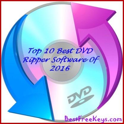 Best DVD Ripper 2017