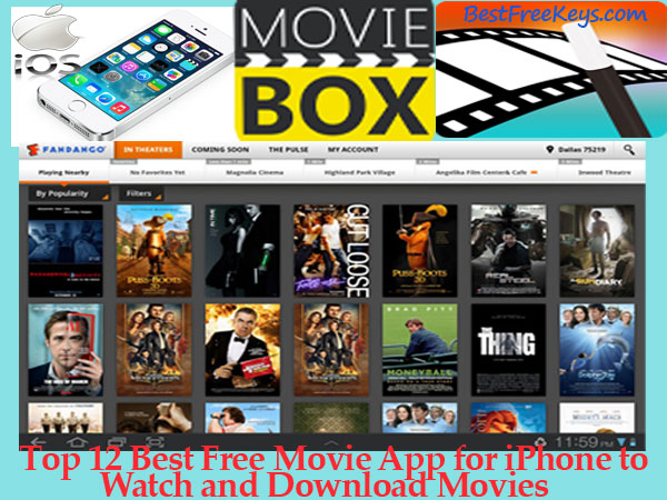 the best free movie app out there