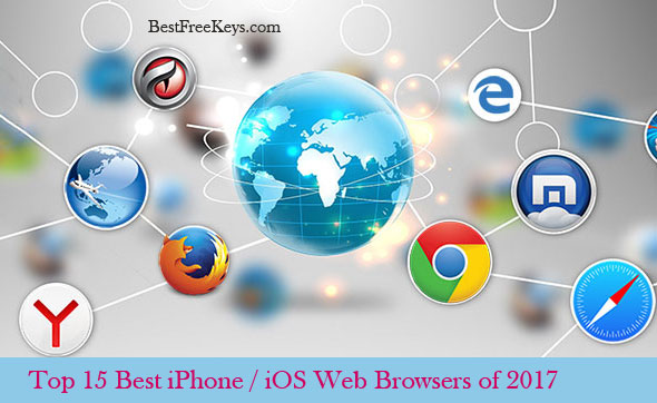 best browser for iphone 10 best iphone browser 2017 to browse web faster in ios 13570