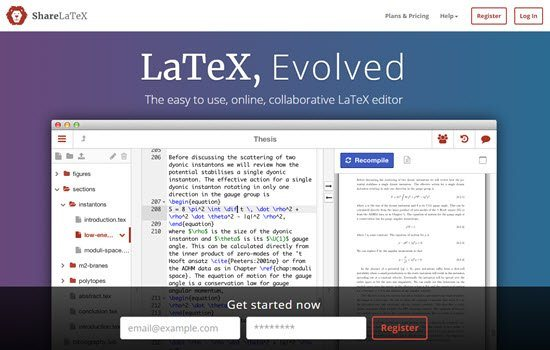 best latex editor mac free download