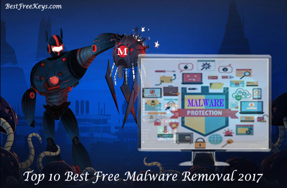 best malware removal tools 2019