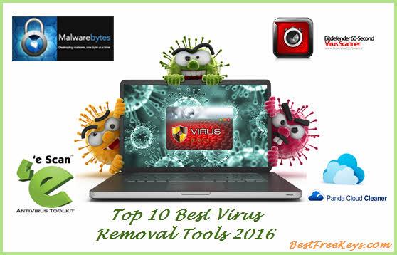 how to clean the pc from viruses for free