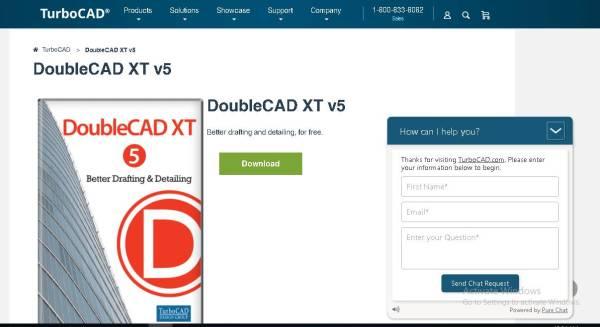 double cad xt